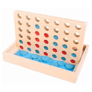 Connect 4 Patru pe un rand BigJigs (BJ699)
