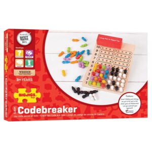 Joc de logica Codebreaker BigJigs (BJ694)
