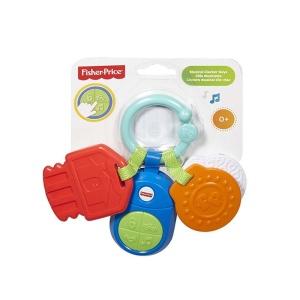 Set chei muzicale pentru bebe - Fisher Price (DPK28)