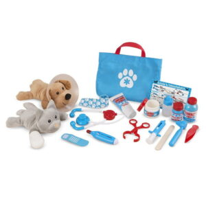 Trusa medicului veterinar Melissa and Doug (MD8520)