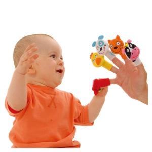 Carticica moale cu papusi degetar (1004363-GL)