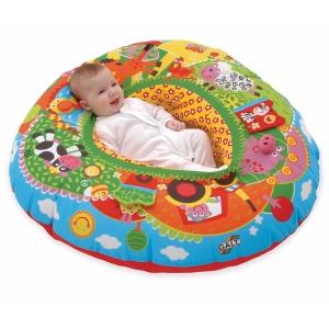 Centru de joaca bebelusi 2 in 1 Ferma vesela (1004057-GL)