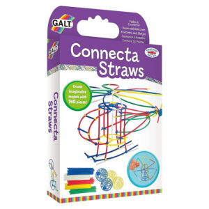 Set de constructie Conectam paiele (140 piese) (1004963-GL)
