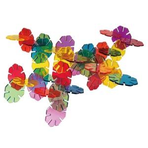 Set de construit Octons Clear colors (48 piese) (1004837-GL)
