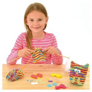 Set de tricotat Bufnita colorata (1004987-GL)
