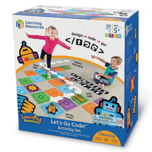 Let's Go Code! Joc educativ STEM (LER2835)