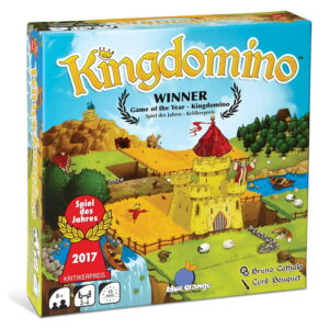 Kingdomino joc de societate (BLU904406)
