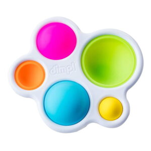 Jucarie senzoriala cu butoane moi Fat Brain Toys (FBTFA192-1)