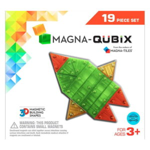 Magna-Qubix set magnetic 19 piese (18019-MGT)