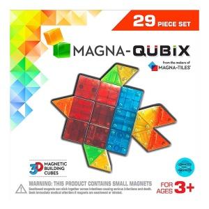 Magna-Qubix set magnetic 29 piese (18029-MGT)