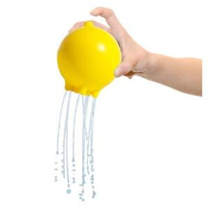 Plui Rainball (galben) Mingiuta senzoriala cu apa (MK43020)