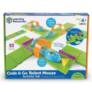 Code & Go Soricelul robot cu activitati STEM (LER2831)