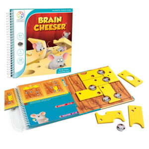 Brain Cheeser joc magnetic - Smart Games (SGT250)