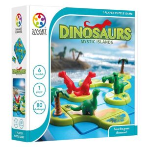 Insula dinozaurilor - Smart Games (SG282)