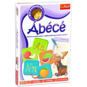 ABC oktató memória játék (TREFL-01194)