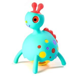 Jucarie senzoriala Rollobie albastru Fat Brain Toys (FBTFA142-1)