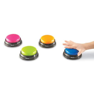 Buzzers butoane cu functie de inregistrare (LER3769)