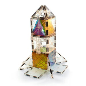 Magna-Tiles Freestyle cu magneti mobili (40 piese) (18840-MGT)