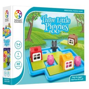 Cei trei purcelusi - Smart Games (SG023)
