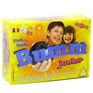 Tick Tack Bumm Junior - lb.romana (0031RO-PI)