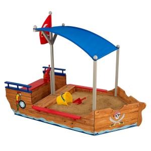 Spatiu De Joaca - Barca Piratilor (KK0128-DS)