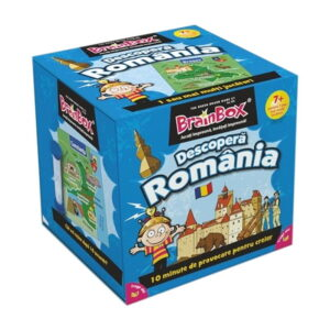 BrainBox - Romania (40032-LU)