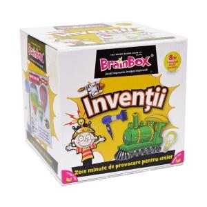 Brainbox - Inventii (lb. romana) (40155-LU)
