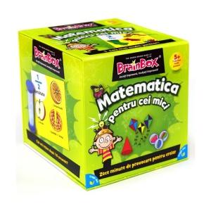BrainBox - Matematica pentru cei mici (lb. romana) (40391-LU)