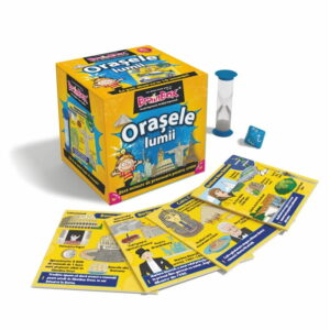 BrainBox - Orasele lumii (lb. romana) (40445-LU)