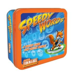 Speedy Words - joc pentru dezvoltarea vocabolarului (FX864122)