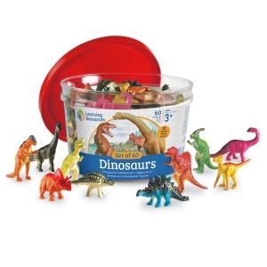 Set pentru sortat 60 de Dinozauri (LER0811)