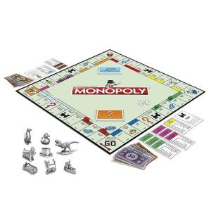 Monopoly társasjáték (35820-HA)