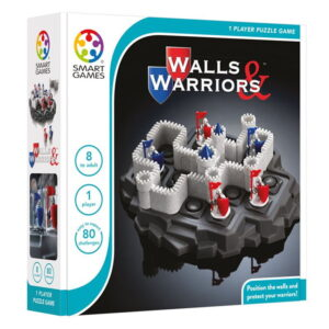 Walls and Warriors - Smart Games (SG281)