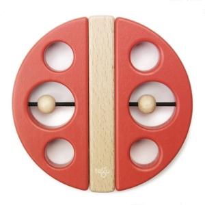 Tegu -Prima mea jucarie magnetica Gandacelul (BGA-RED-801T)