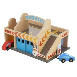 Garaj cu benzinarie si spalatorie auto (MD9271)