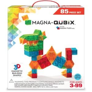 Magna-Qubix set magnetic 85 piese (19785-MGT)